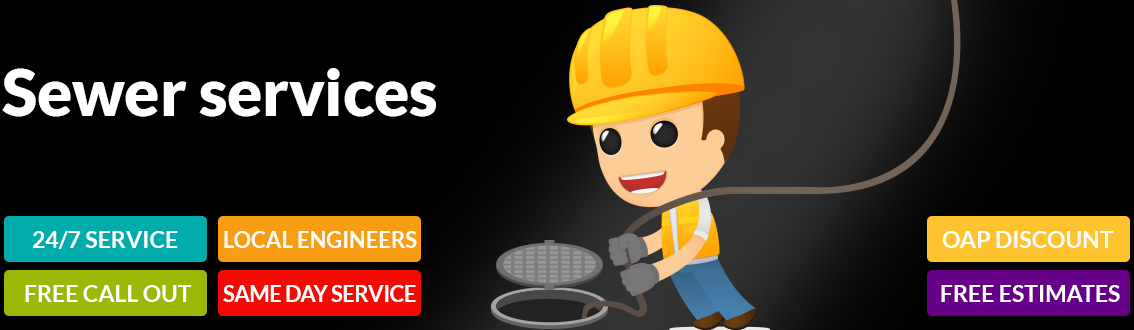 sewer services-banner